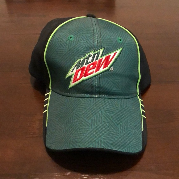 d9bf98fc4 Mountain Dew Baseball Hat